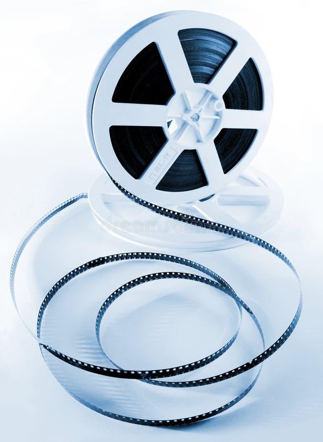 Retro filmbioskoop royalty-vrije stock afbeeldingen