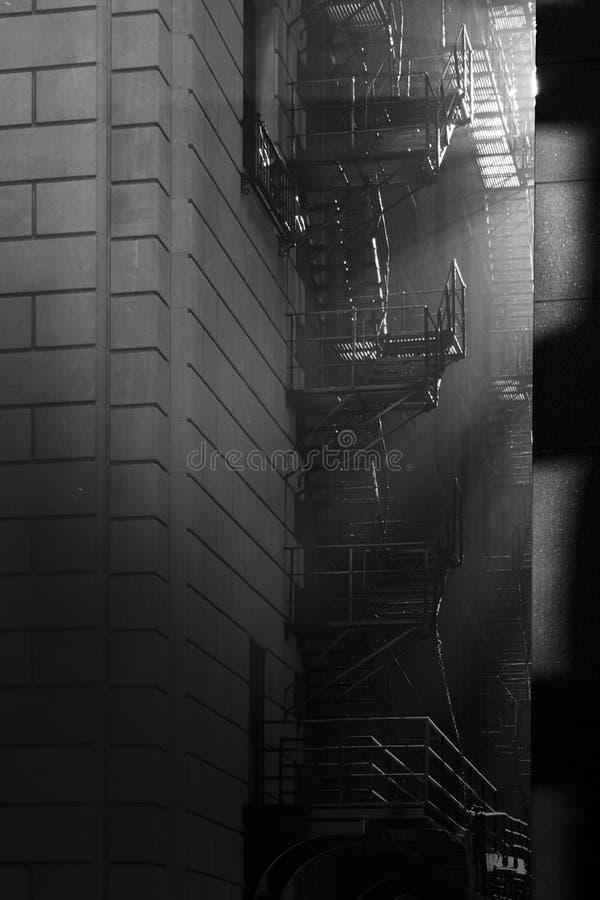 Free Retro Fire Escape Stock Photos - 28385953