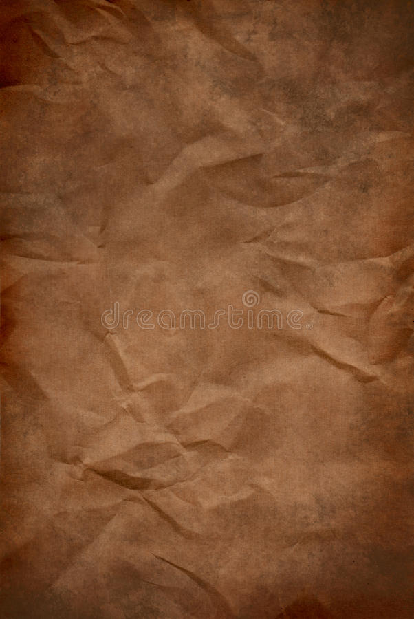 Retro fold paper background royalty free stock photography