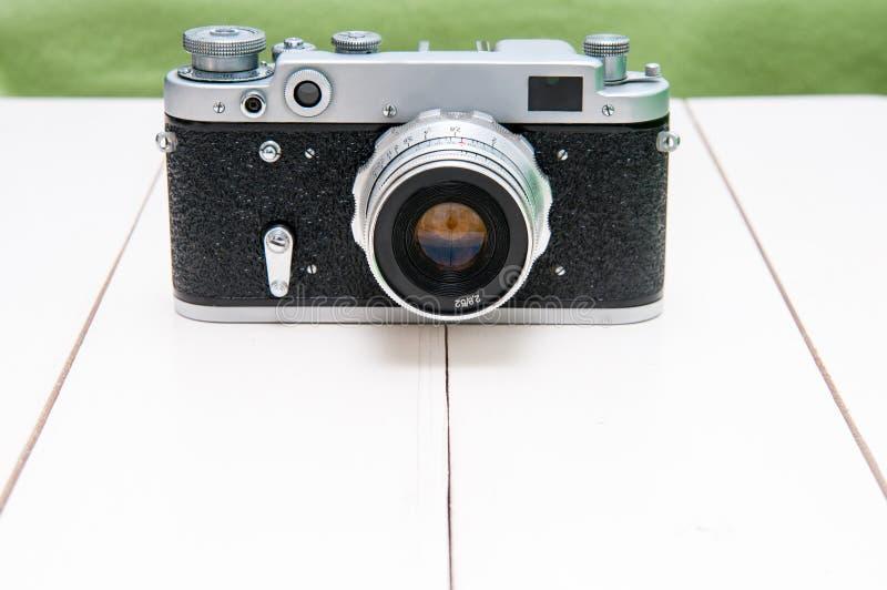 Retro fondo di fotografia fotografia stock libera da diritti