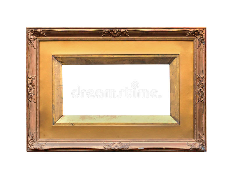 Retro frame royalty free stock image