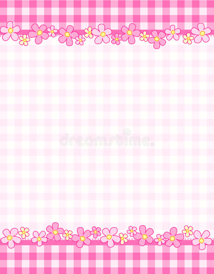 Download Retro Frame Gingham Royalty Free Stock Photography - Image: 22689857