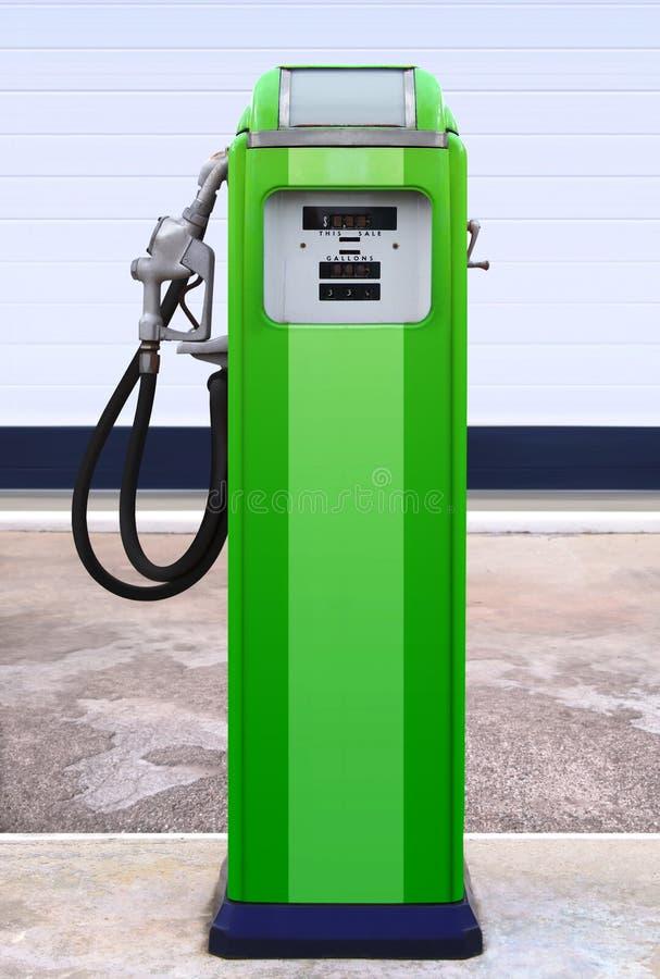Download Retro Gasoline Station Stock Image - Image: 16817681