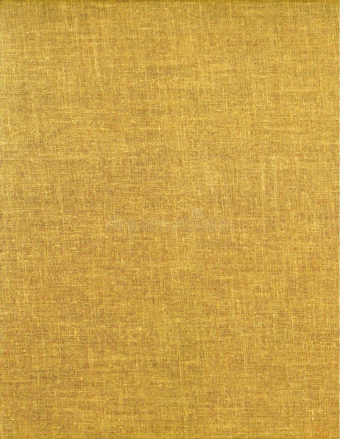 Retro- goldene gelbe Beschaffenheit stockfotografie