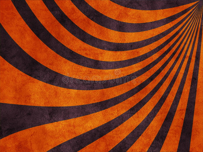 Retro grunge texture purple with orange stock images