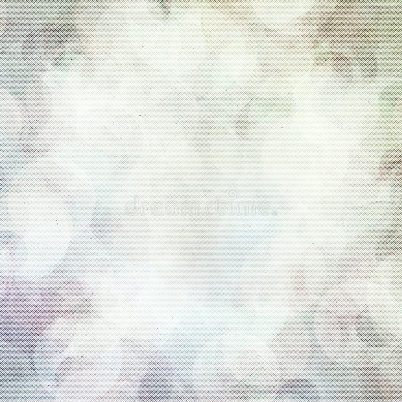 Retro grungemalplaatje als achtergrond vector illustratie