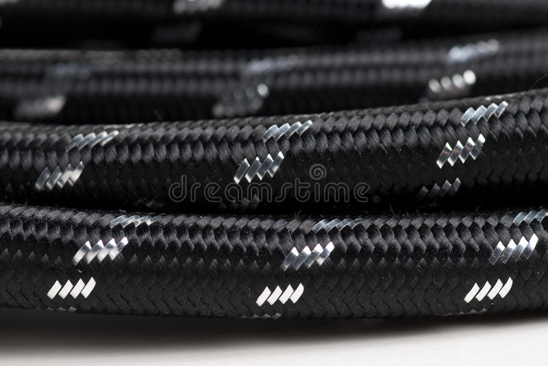 Download Retro guitar cable stock image. Image of cable, sound - 24253835
