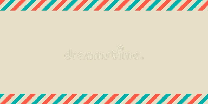 Retro hälsningkort för baner, år för kapacitet för vektorbakgrundscirkus nytt, mall för biljett eller annons royaltyfri illustrationer