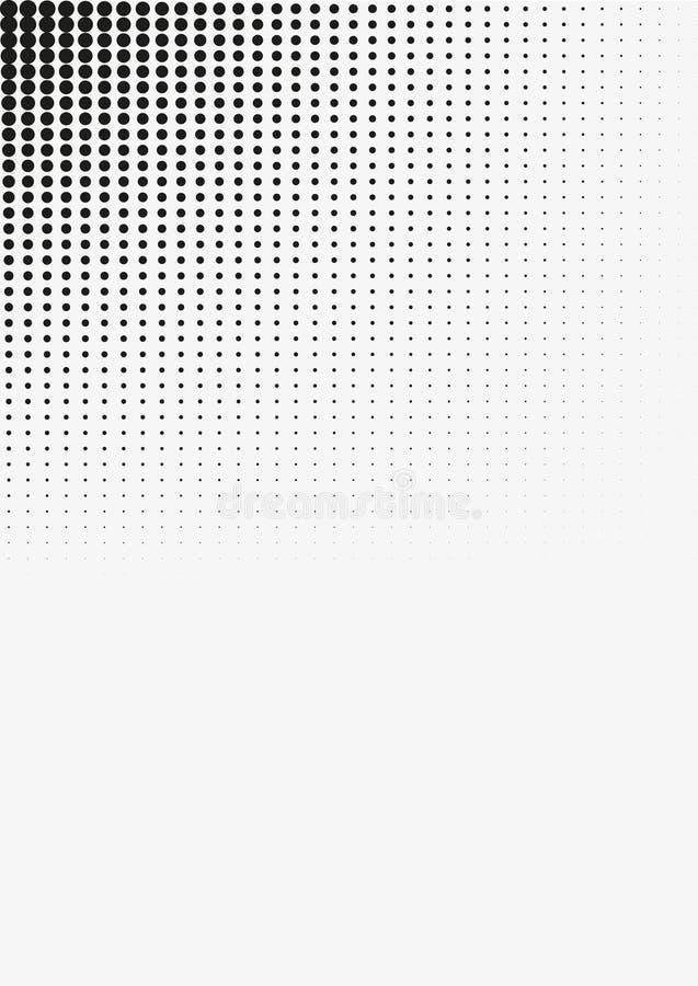 Retro- Halbtonbeschaffenheit stockfoto