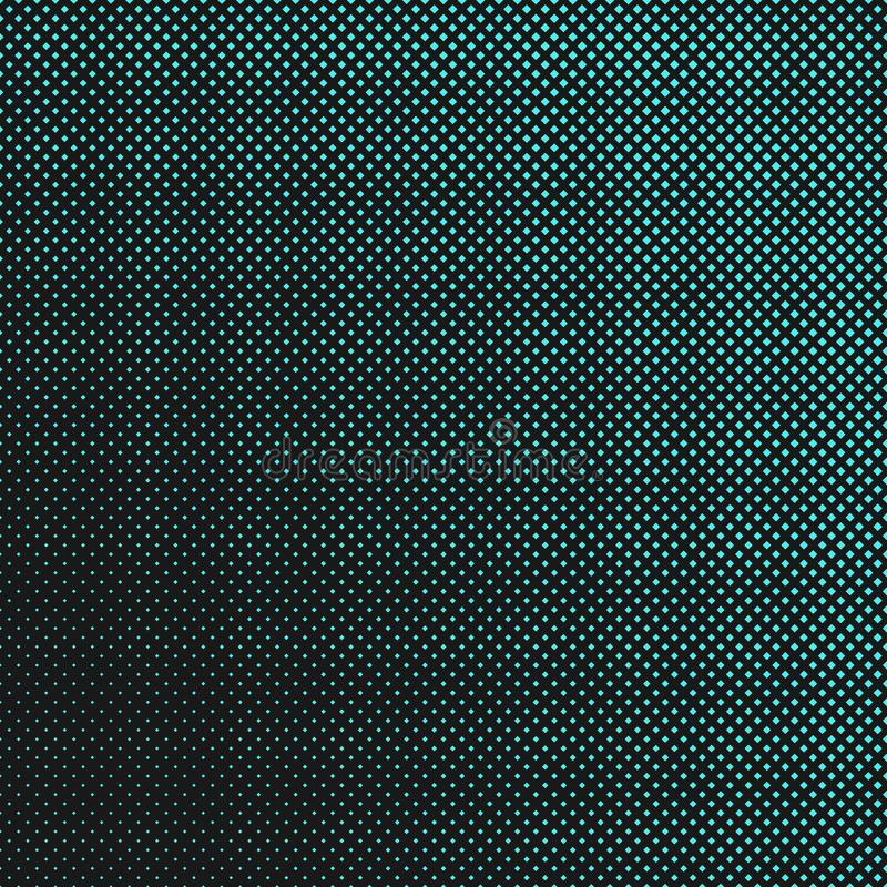 Free Retro Halftone Diagonal Square Pattern Background From Squares Royalty Free Stock Image - 146633636