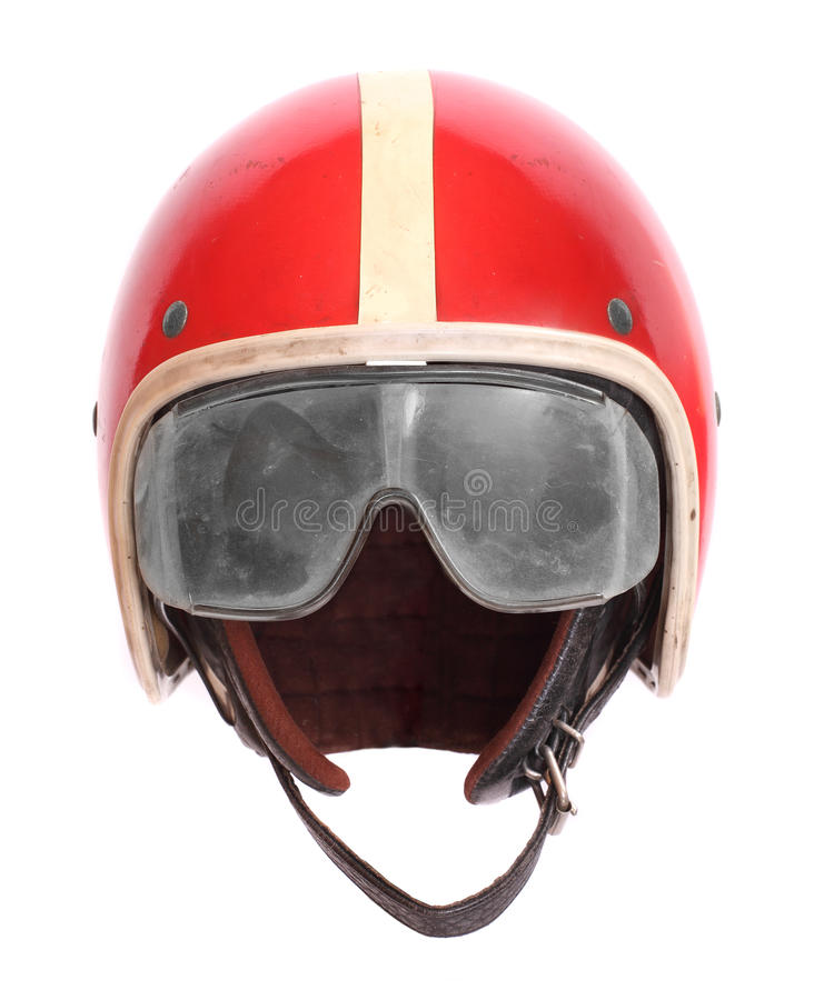 Download Retro Helmet For Jet Pilots. Royalty Free Stock Photography - Image: 23113497