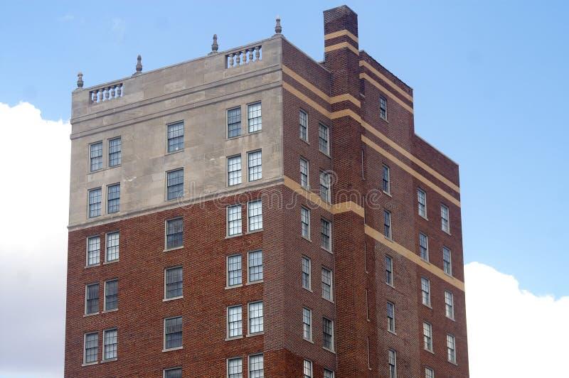 Download Retro Hotel stock image. Image of line, escape, architecture - 33633211