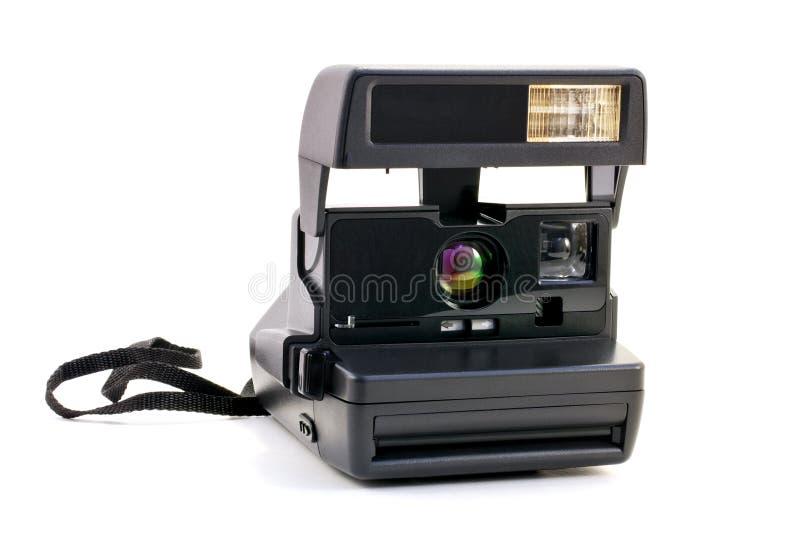 retro kamera royaltyfri fotografi
