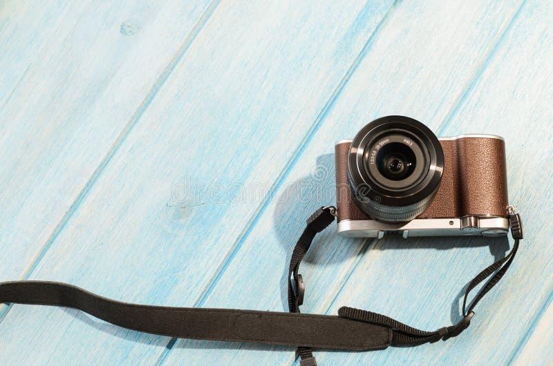 retro kamera styl zdjęcia stock