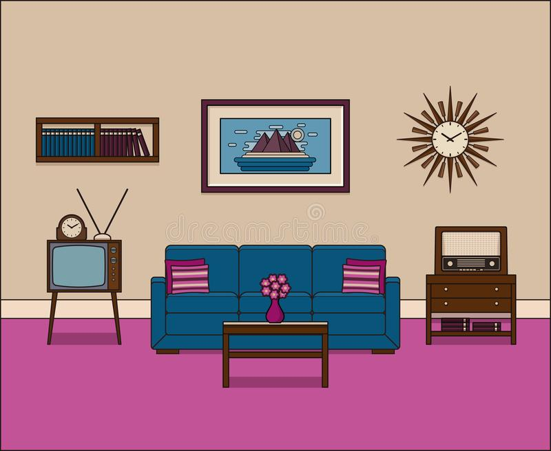 customizable in living environments customizableretrolivingroom marketplace screenshot room nguyen cong retro thai by
