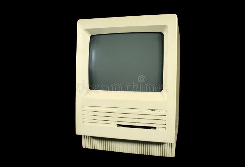 Retro- Mac lizenzfreie stockbilder