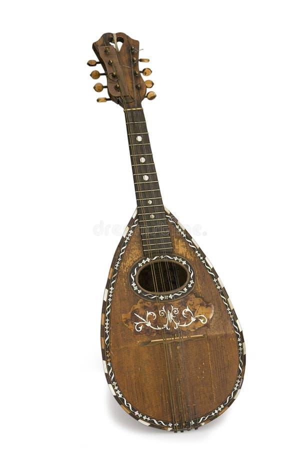 Retro mandoline fotografia stock libera da diritti