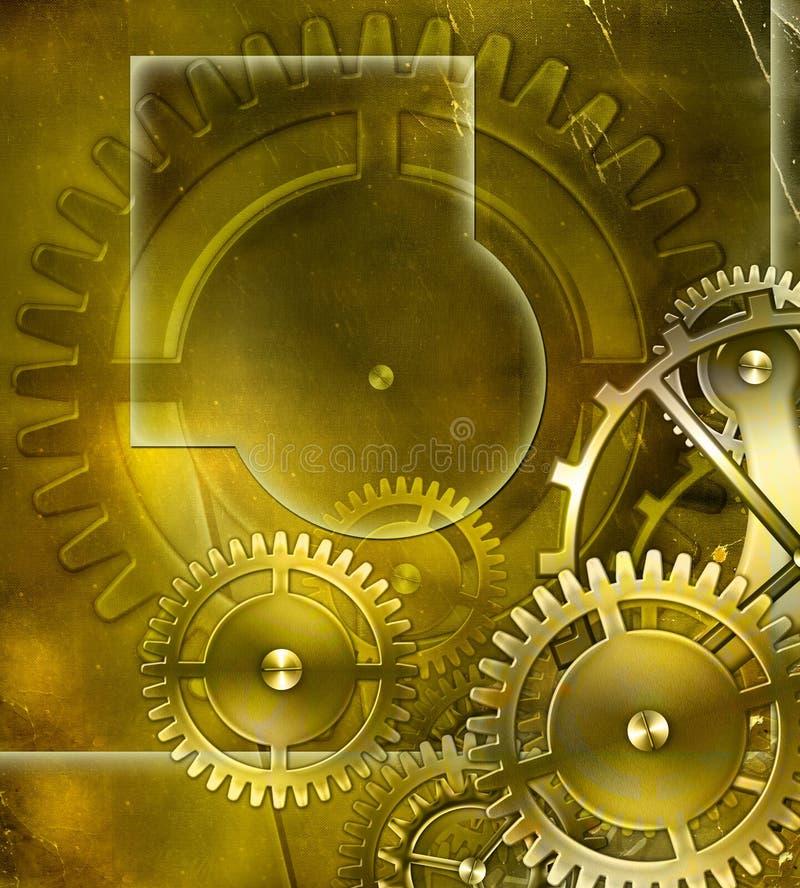 Download Retro Mechanism Royalty Free Stock Image - Image: 24040056