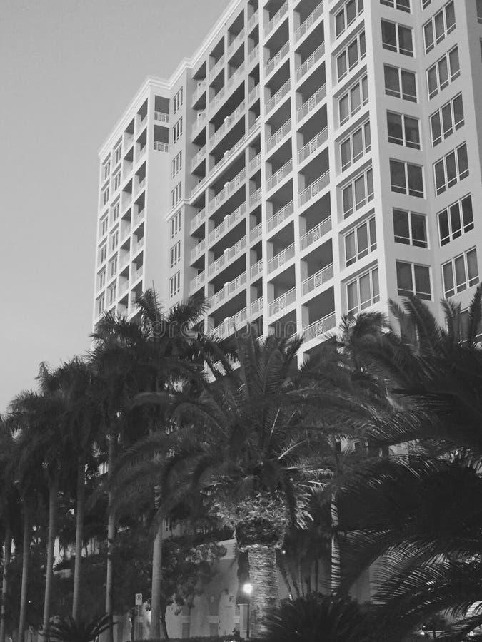 Retro Miami zdjęcia stock