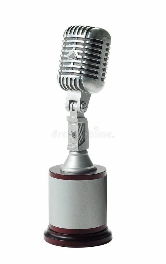 Free Retro Microphone Stock Image - 5165311