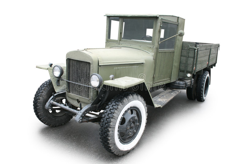 Download Retro military car stock photo. Image of 1940, nostalgia - 3535978