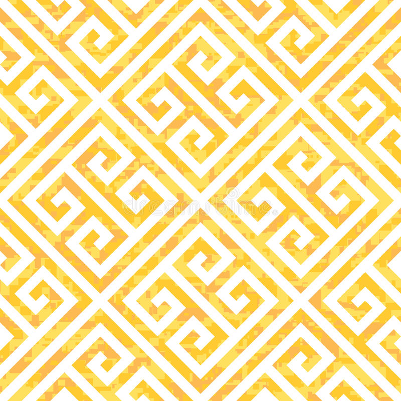 Download Seamless Greek Key Background Pattern In Three Color Variations Stock Vector - Image: 29722106