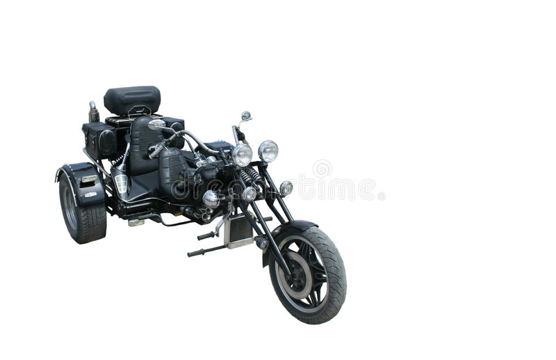 Retro motorcycle stock photos