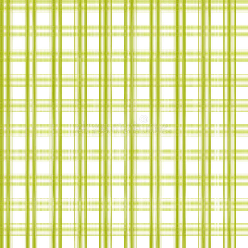 Retro Naadloze Vierkante Groene Achtergrond royalty-vrije illustratie