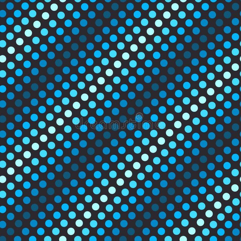 Retro- nahtloses Muster vektor abbildung
