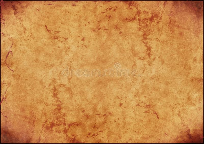 Grunge texture of old brown paper,background for design royalty free stock photos