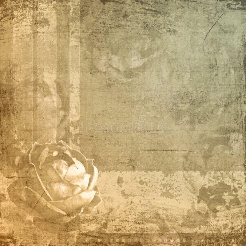 Retro ontwerpachtergrond whith nam toe royalty-vrije stock afbeeldingen