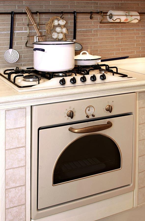 Retro oven stock foto's