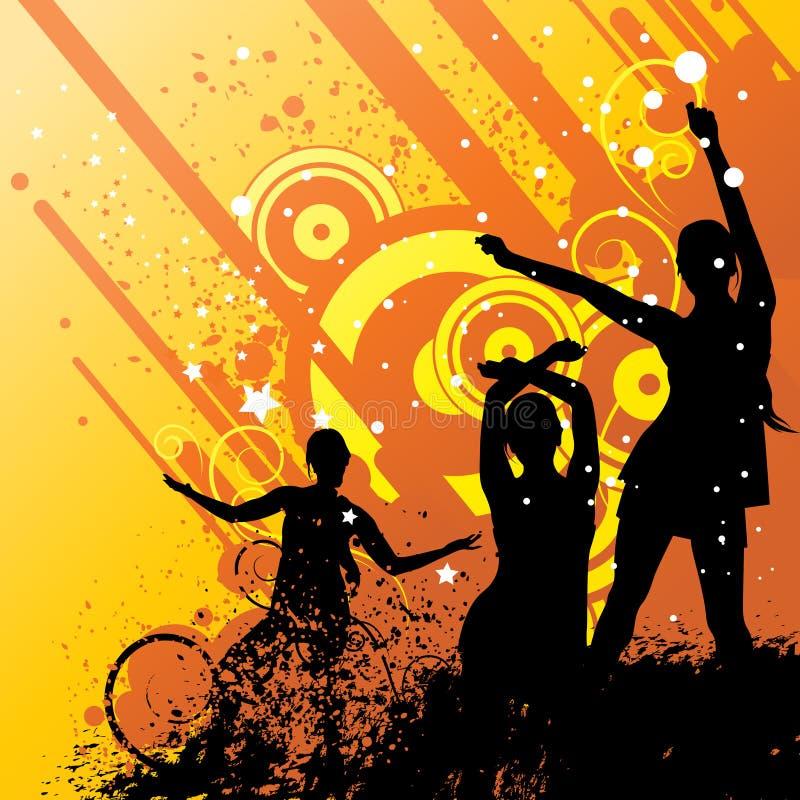 Download Retro party vector stock vector. Image of move, decorative - 11109093
