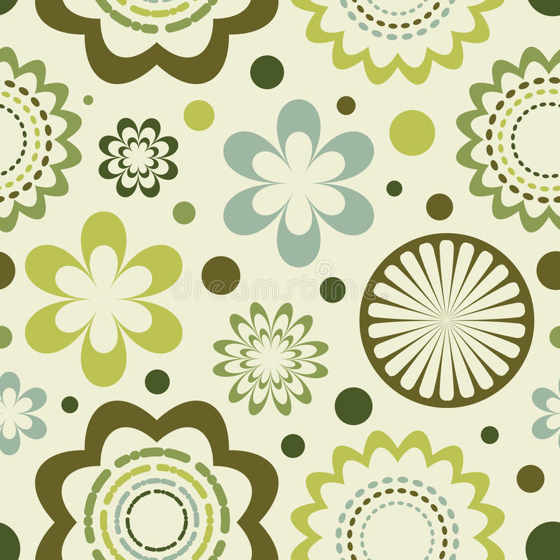 Download Retro pattern stock vector. Image of colorful, seamless - 11430370