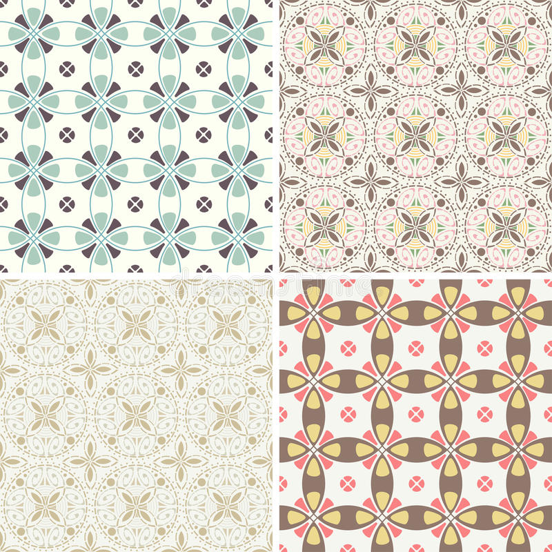 Download Retro Patterns Royalty Free Stock Photos - Image: 22142868