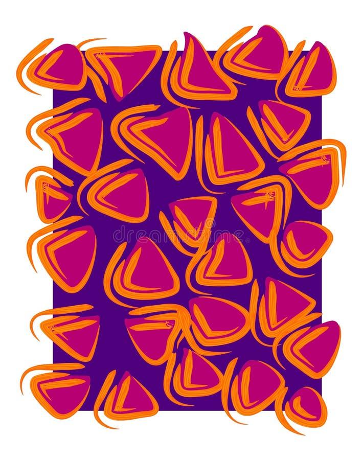 Free Retro Patterns Background Pink Stock Photos - 2184303