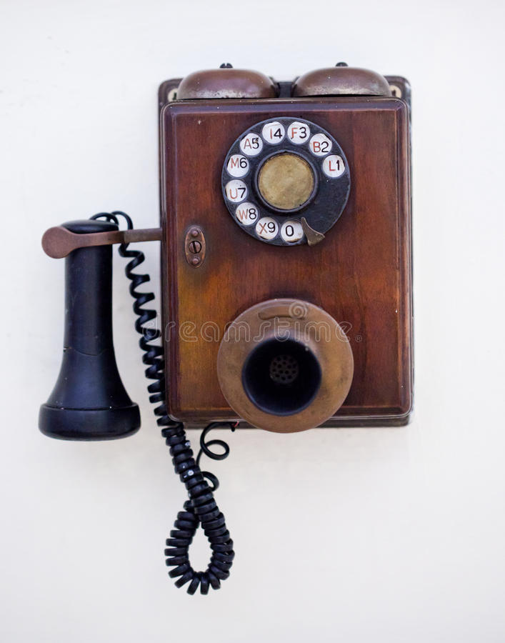 Download Retro Phone Stock Photography - Image: 21912822