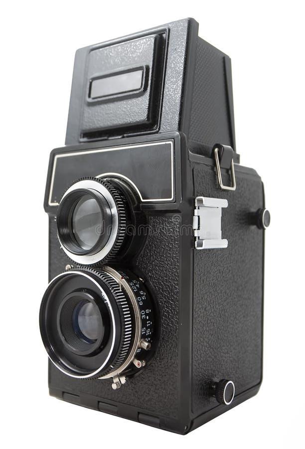 Retro Photo Camera Stock Images