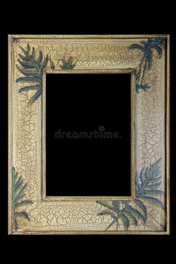 Retro photo frame royalty free stock images
