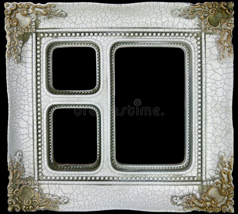 Retro photo frame royalty free stock photo