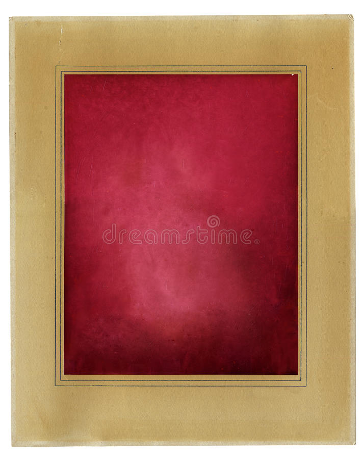 Free Retro Photo Framework Royalty Free Stock Photography - 22664207