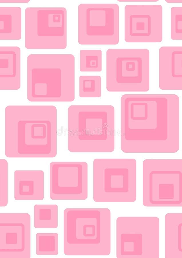 Retro pink stock image