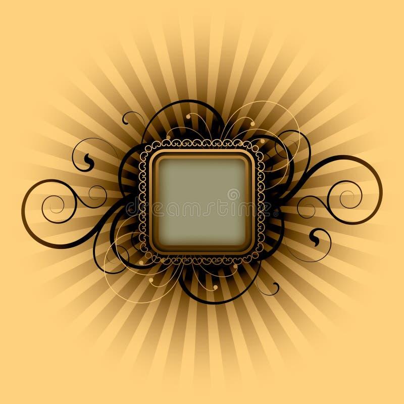 Download Retro placard stock vector. Illustration of imagination - 9345167