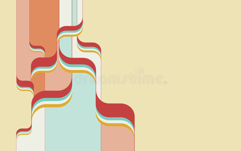 Download Retro Psychedelic Background V.2 Stock Vector - Image: 7892216