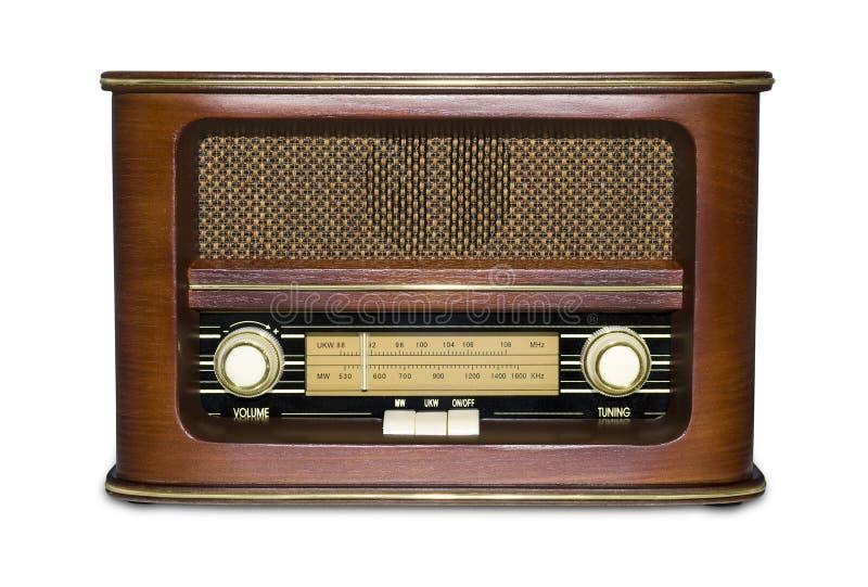 Download Retro Radio stock photo. Image of radiogramme, grill - 18841710