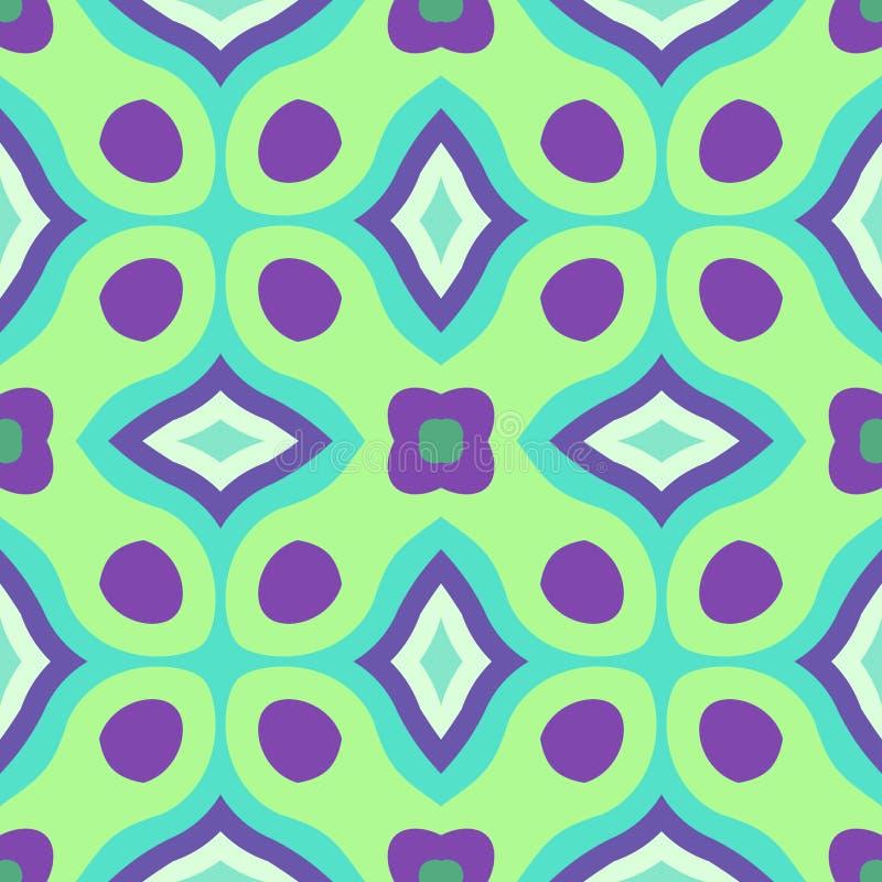 Download Retro reticolo illustrazione di stock. Illustrazione di colorato - 7307477