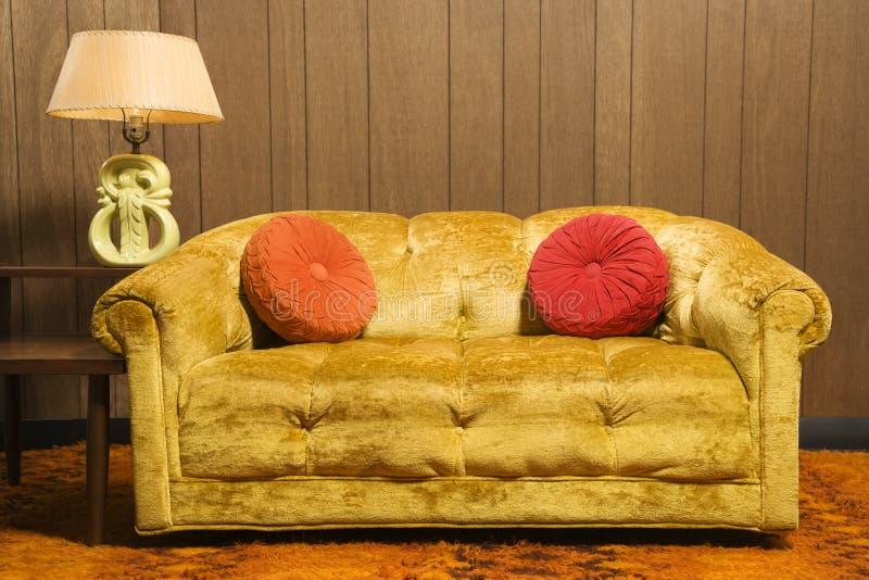 retro room style στοκ εικόνες με δικαίωμα ελεύθερης χρήσης