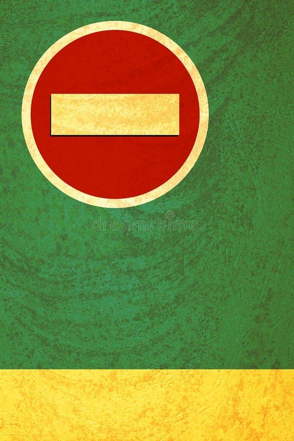 Download Retro Rostig Tappning För Grungemodell Arkivfoto - Bild av orange, kronärtskockan: 19778468