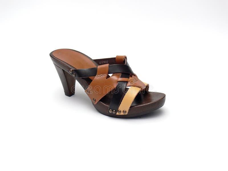 Retro- Schuh lizenzfreies stockfoto
