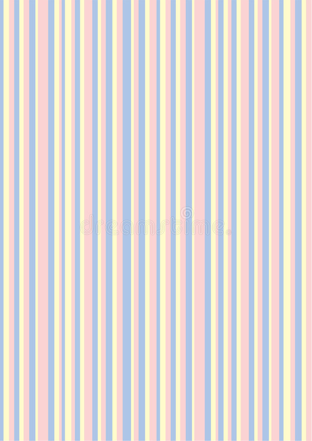 Download Retro (seamless) Stripe Pattern With Pinky Stock Illustration - Image: 8066061